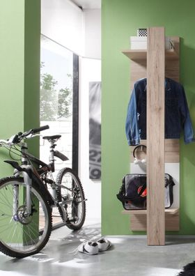 Spiegel Panama Rund Ø75cm Ganzflächig Garderobe Flur Wohnzimmer