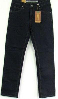 Rockabilly-Style FB104 FancyBeast Herren Clubwear Bootcut Jeans Hose Denim