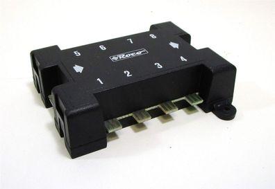 0971A schwarz Roco 10210 Verteilermodul