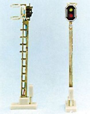 B120 OVP NEU Spur H0 Schneider 2210 LED-Lichtsignal Zwergsignal  SBB