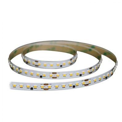 2-reihige LED Streifen 24W//m 24V 640leds//m CRI90 warmweiß IP20