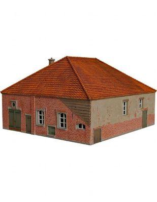 OVP NEU AlsaCast H0 1//87 8710.207 Bausatz Giebel Fassade Neuländer Str 1