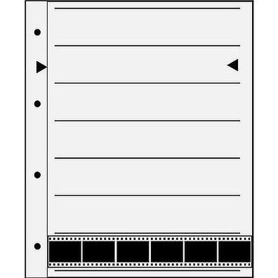 100 Stück Breitseite offen Pergamin Hülle 13x18 cm