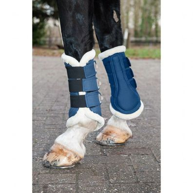 Harry`s Horse Gamaschen Set Hartschalengamaschen Beinschutz Sehnenschoner full