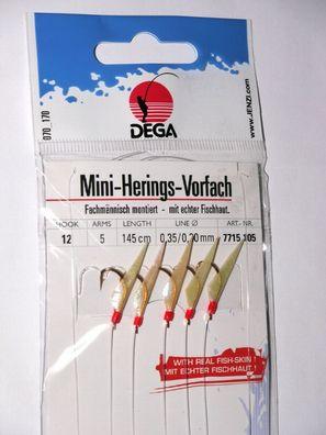 Norwegen Dorschtwistersystem  7,5 cm Haken 2  Schnur 0,60  von YAD 865496