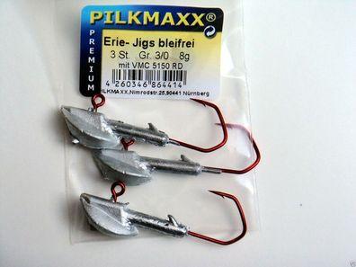Jigs Bleifei  3 Stk pro Packung Nymphen Bleifreie VMC Jigs