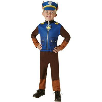 Kinderkostüm Polizist Gr 104-140 Uniform braun grün Fasching Karneval Polizei