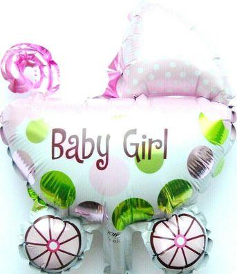 R35F5 not Helium balloon Folienballon Baby Rosa Party Geburtstag Bär Pink Teddy