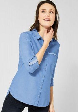 Italy Basic Tunika Carmen Shirt Top Bluse Lagenlook Hemdbluse* M L XL-38 40 42