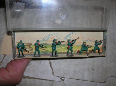 Figuren Beute tragend OVP H0 Merten 2126 Jagdhelfer