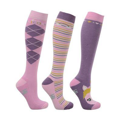 3 Paar Minnie Mouse Sneaker Socken Strümpfe Kinder Maus 23//26 27//30 31//34