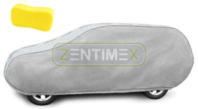 Vollgarage für Opel Admiral B Stufenheck Limousine 4-türer 03.69-01.78