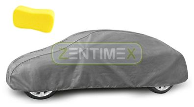 Vollgarage für Hyundai Pony X-2 Limousine Stufenheck 4-türer 01.90-01.95