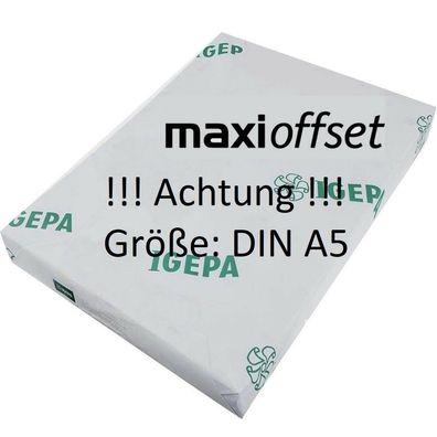 gutes KOPIERPAPIER h`frei weiß A4 Druckerpapier ca.80g Multifunktion ab 2500 Bl.