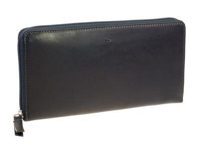 Großer Damen Geldbeutel Helena 1247-50 Schwarz Rfid Damengeldbörse Neu Esquire