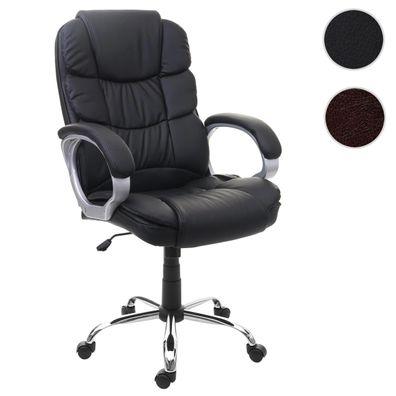 Chefsessel Bürostuhl Drehstuhl Sportsitz Bürosessel Schreibtischstuhl 021