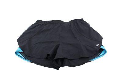 L schwarz Neu Pearl Izumi W Fly Short Tight Damen Radshort Shorts Gr