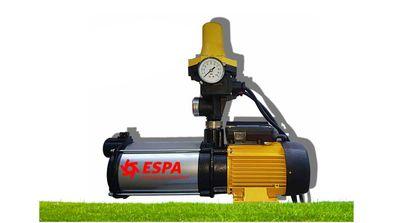 ESPA Edelstahl-Wandhalter für Aspri Pumpen 20-X u.25-X