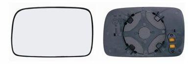 Spiegelglas für Spiegel unbeheizt links für VW Polo 6N 94-99