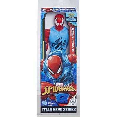 Spiderman Titan Power Pack Web Warrios E2324Eu4