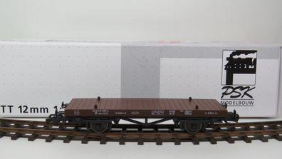 6achsiger Schwerlasttransporter der DR,Spur TT,1:120,PSK Modelbouw,1900 NEU,OVP