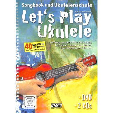 Die umfassende Schule für das 5-String Banjo mit CD Banjo spielen Notenklam