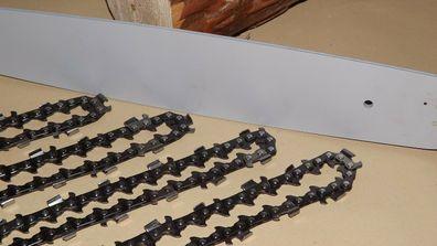 """2 Sägekette Alpina  40cm  1.3  3//8/""""  57Tg  Modelle siehe Beschreibung"""