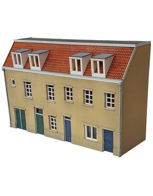 OVP NEU AlsaCast Spur H0 8710.150 Bausatz Großes Backstein Lagerhaus