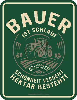 """Original RAHMENLOS® Blechschild /""""VIP im Ruhestand/"""" 22x17cm Schild #3862"""