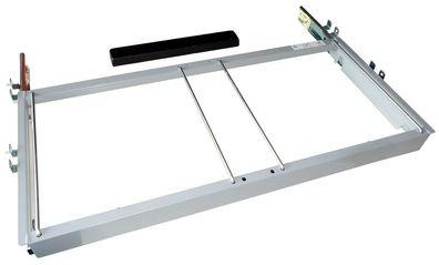 IKEA Effektiv Aufsatz niedrig schmal in weiß 300.431.83