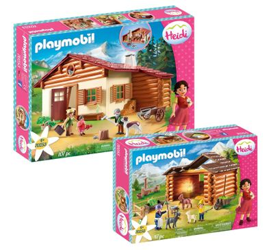 PLAYMOBIL® Heidi  70257  Dorfladen der Familie Keller NEU /& OVP