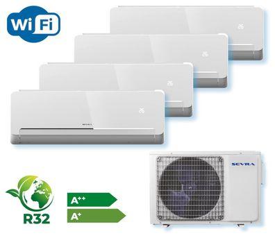 Klimaanlage Sevra SEV-12JK//I ELEGANCE 3,5kW WiFi Wärmepumpe Klimagerät
