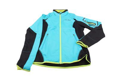 Pearl Izumi W Infinity JKT 12231101 Damen Sportjacke Jacke Gr M schwarz Neu