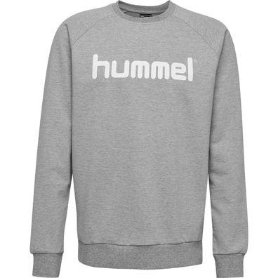 Hummel Pullover Cuatro Hoodie Jungen Hellblau 204743-7781