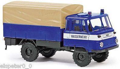 BUSCH 95902 Zubehör W50L »Fahrgest.//Spoiler« ESPEWE H0 Fahrzeug Modell 1:87