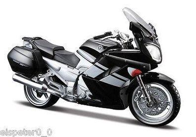 Motorrad Modell SUZUKI GSX 1300R Hayabusa 1:18 Standmodell Maisto Modellmotorrad