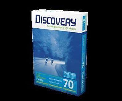 500 Blatt Discovery Multifunktionspapier 70g//m² DIN-A4 Papier Druckerpapier weiß
