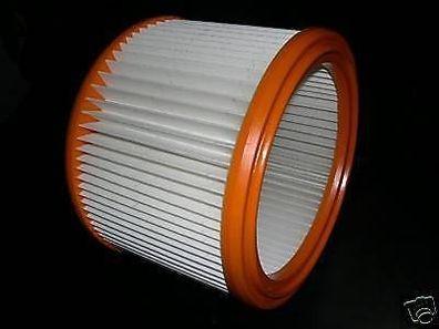 Filterelement Rundfilter Filter f Wap Turbo1001 SQ Festo Stihl Industriesauger