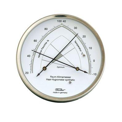 Germany Dekor Vögel Metall Außen Großes robustes DEKOR Thermometer 700 mm