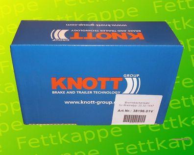 Knott Fettkappe Ø 47,1 mm Radkappe Staubkappe Für Knott Laufachsen 6BA455