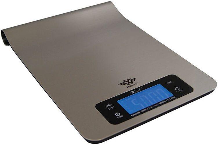 1g Küchen Waage digital kitchen scale 5000g Küchenwaage MyWeigh Eclips 5kg