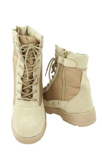 Boots Springerstiefel Army Mit Reißverschluß Neu Stiefel Kampfstiefel Patriot Bw dQBexCoWr