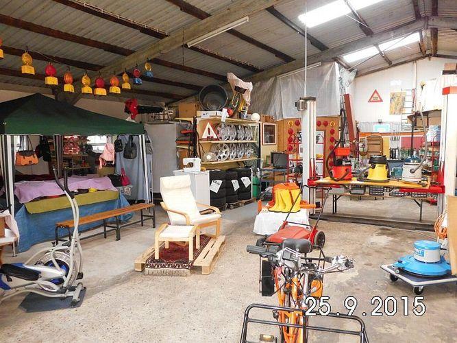 Berts Garage Onlinehandel
