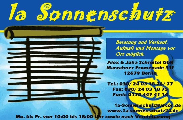 1a-Sonnenschutz24