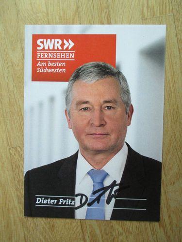 Dieter Fritz Swr