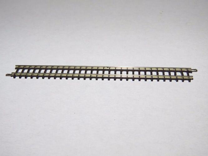 110 mm Z die 1.! MÄRKLIN ab 1972 2 Gleisstücke gerade 8500