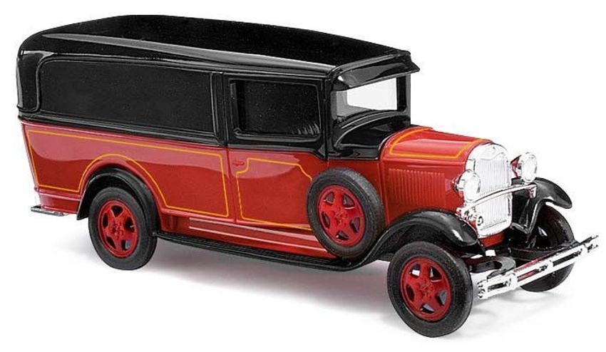 Busch 47702 Ford Model AA »Nostalgie« H0 Automodell 1:87