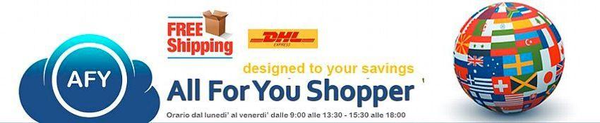 Zum Shop: Allforyoushopper