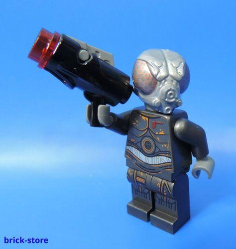 LEGO 2 x Figur Minifigur aqu003 Aquazone Aquanauts 3 aus Set 6195