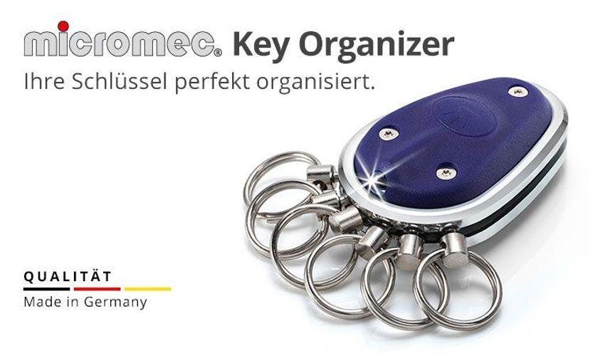 Micromec Key Organizer